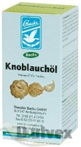 Knoblauchol 250ml Olej czosnkowy Backs