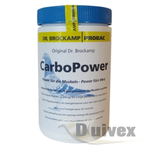 Carbo Poweer 500g Dr Brockamp