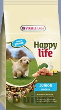 Happy life Junior Chicken 10kg