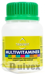 Multiwitaminer 100ml + strzykawka 1ml gratis