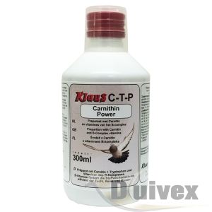 Klaus C-T-P Carnitin Power 300ml