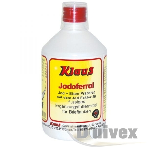 Klaus Jodoferrol 500ml