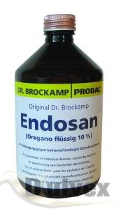 Endosan 250ml - oregano w płynie