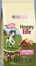 Happy life Adult mini Lamb 3kg