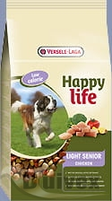 Happy life Light Senior Chicken 3kg