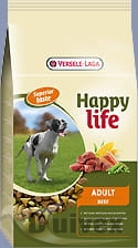 Happy life Adult Beef 15kg
